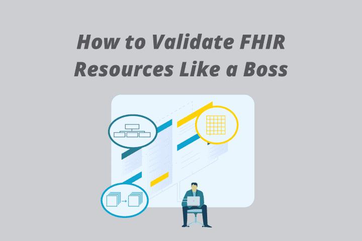 validate FHIR resources