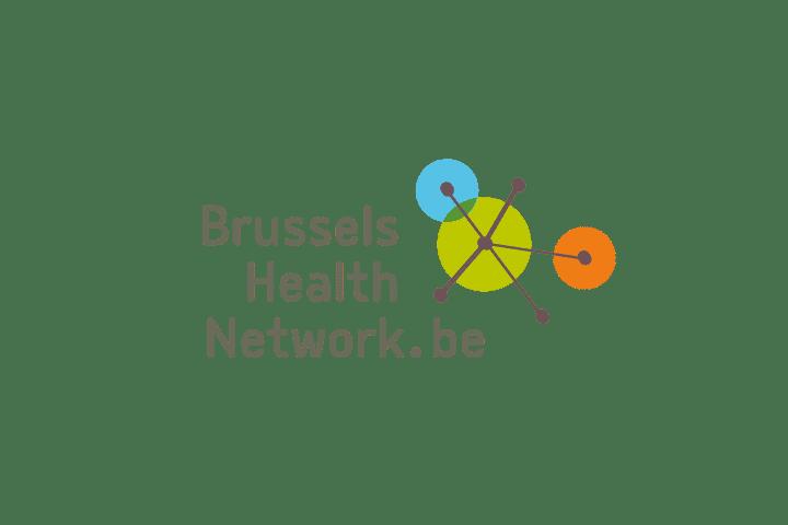 Brussels health network customer logo