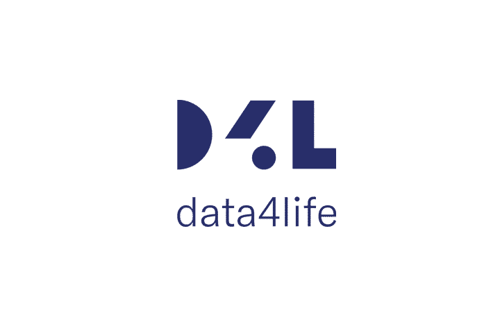 Data for life customer logo