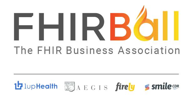 FHIRBall logo