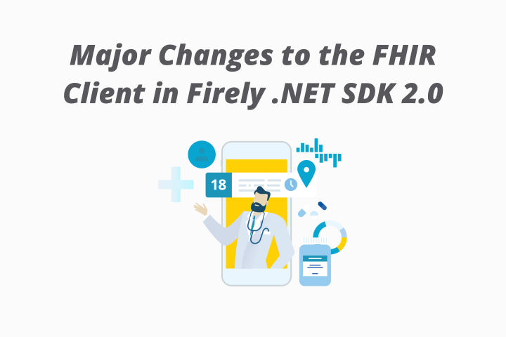 Major Changes to FHIR Client