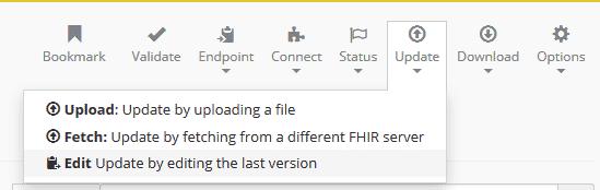 Edit resources by copy&paste