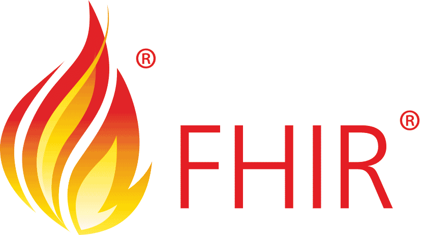 FHIR flame logo