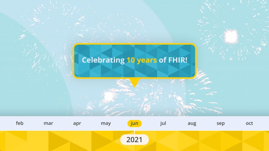 Celebrating 10 years of FHIR